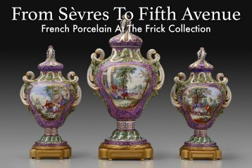 From Sèvres To Fifth Avenue