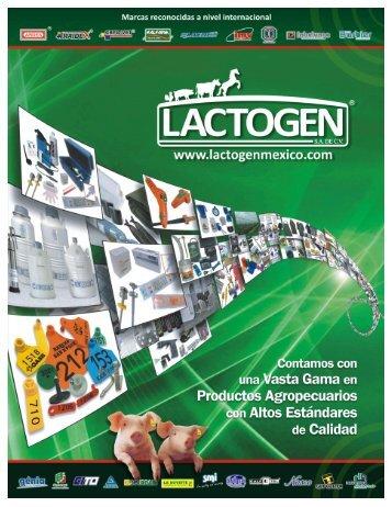 CATALOGO LACTOGEN EDICION 2016