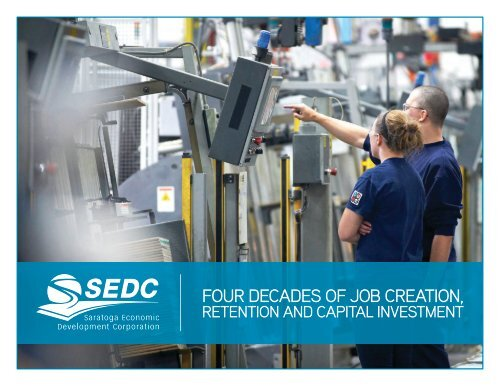 FOUR DECADES OF JOB CREATION