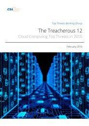 The Treacherous 12