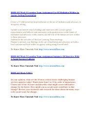 BSHS 442 Online Help,BSHS 442 Course Tutorials,BSHS 442 UOP Guide