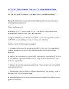 ISCOM 472 Online Help,ISCOM 472 Course Tutorials,ISCOM 472 UOP Guide - Page 7