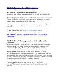 BIS 220 UOP Course,BIS 220 UOP Materials,BIS 220 UOP Homework