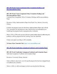 BPA 303 UOP Course,BPA 303 UOP Materials,BPA 303 UOP Homework
