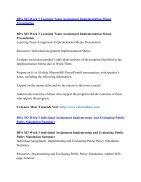BPA 303 UOP Course,BPA 303 UOP Materials,BPA 303 UOP Homework - Page 5