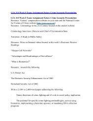 CJA 314 UOP Course,CJA 314 UOP Materials,CJA 314 UOP Homework