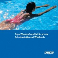 Die Badewasser- Aufbereitung - Vivell+co AG