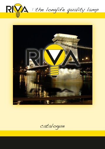 riva catalogue