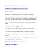 ADJ 265 UOP Tutorials,ADJ 265 UOP Assignments,ADJ 265 UOP Entire Class - Page 7