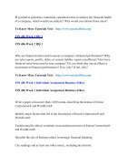 FIN 486 UOP Assignments,FIN 486 UOP Entire Class,FIN 486 UOP Full Class - Page 5
