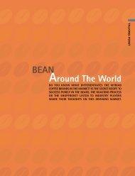 BEAN Around The World - Asia Cuisine
