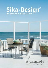 Sika-Design Avantgarde