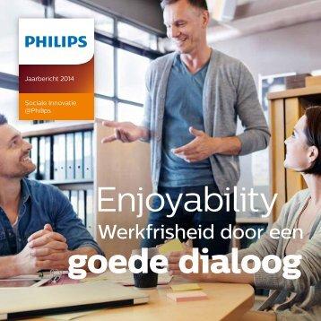 Enjoyability goede dialoog