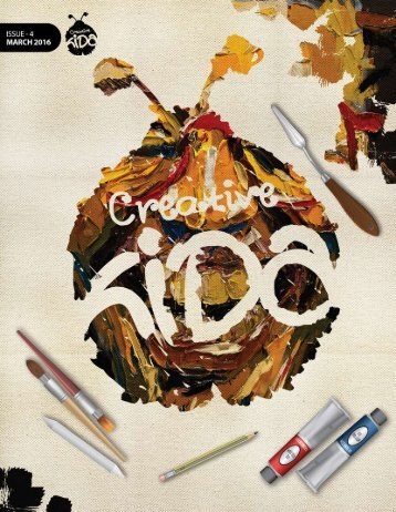 Creative Kida - art magazine (4th issue)