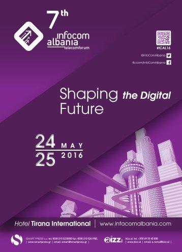 7th InfoCom Albania 2016