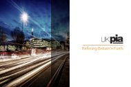 Refining Britain's Fuels