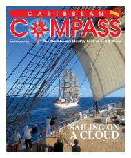 Caribbean Compass Yachting Magazine April 2016