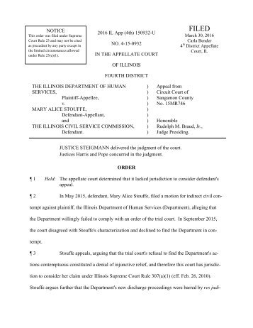 contempt contempt actions jurisdiction