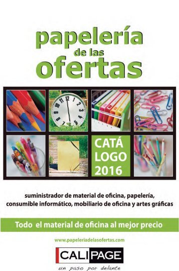 CUBIERTAS CALIPAGE.indd 1 3/1