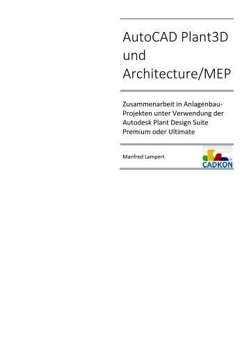 Zusammenarbeit ACA-MEP und Plant 3D