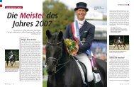 Janine Rijkens - Pferd+Sport