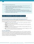 LOCAL GOVERNMENTS' USE OF EVIDENCE IN POLICYMAKING - Page 3