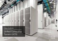 Unified Computing System (UCS)