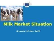 Milk Market Situation
