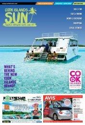 Cook Islands Sun