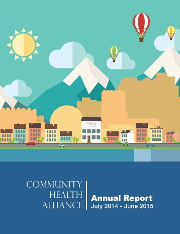 CHA Annual Report 2014-2015