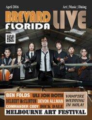 Brevard LIve - April 2016