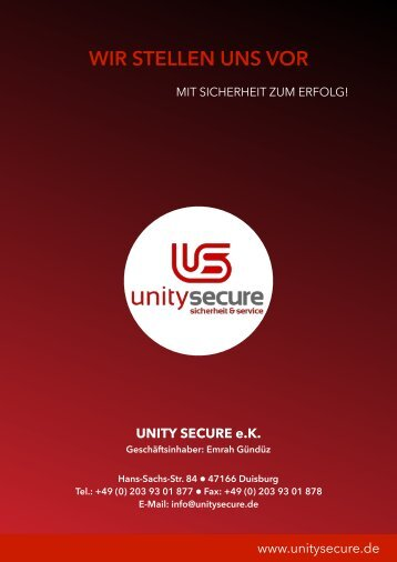 Unity Secure