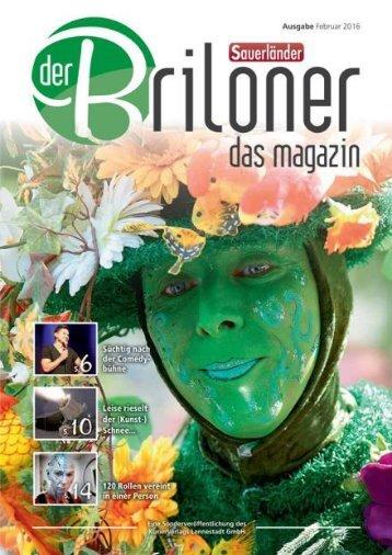 der Briloner mit Robotman Oliver Kessler von Christiane Heiligers