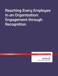Reaching Every Employee in an Organization Engagement through Recognition