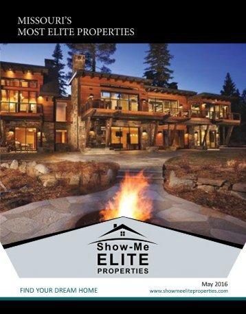 Show-Me Elite Properties   Sample Magazine
