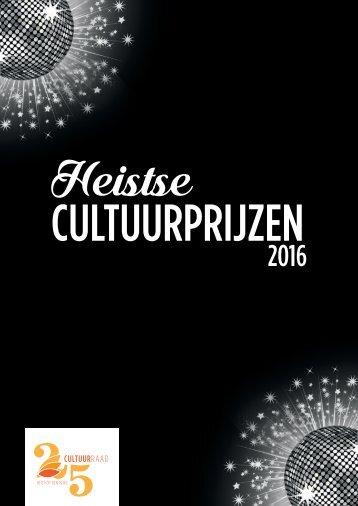 *** JAARBOEK Cultuurprijzen 2016(A4)