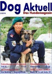 Dog Aktuell Das Hundemagazin/2-2016