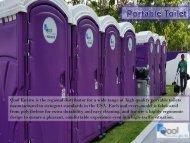Portable Toilet Rental Singapore
