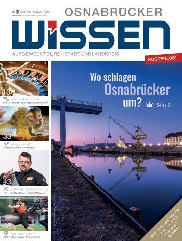 Nr. 13 (I-2016) - Osnabrücker Wissen