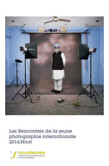 Les Rencontres de la jeune photographie internationale 2016/Niort