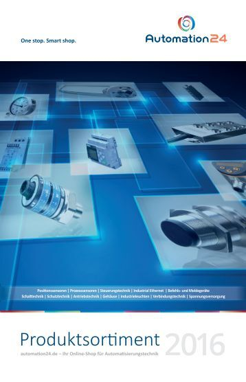 Automation24 - Katalog 2016