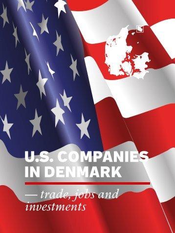 U.S COMPANIES IN DENMARK