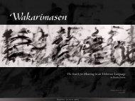 145 16-Image Folio Wakarimasen - Brooks Jensen