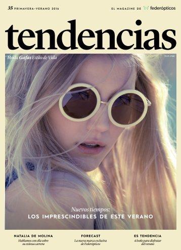 Tendencias 35 - Primavera/verano 2016