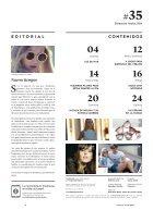 Tendencias 35 - Primavera/verano 2016 - Page 3