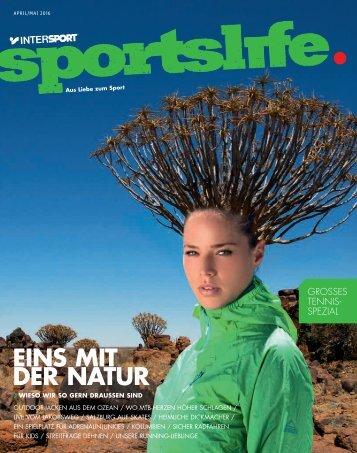 sportslife April/Mai 2016