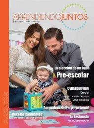 Aprendiendo Juntos | Revista Especializada para Familias
