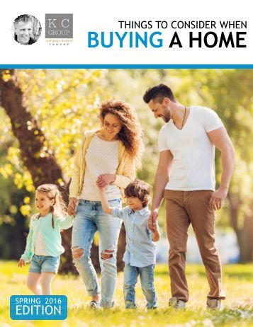 Buying a Home Spring 2016