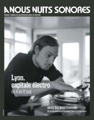 Lyon capitale électro