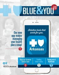 Blue & You - Spring 2016